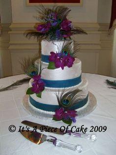 Peacock Wedding Inspiration POST-A-THON : wedding peacock wedding Wedding Art, Wedding Beauty, Wedding Bells, Dream Wedding, Wedding Ideas, Wedding Stuff, Wedding Flowers, Wedding Dresses, Fantasy Wedding