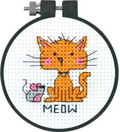 Beginners - Cross Stitch Patterns & Kits - 123Stitch.com