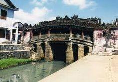 Japanese covered Bridge, Hoian, Vietnam