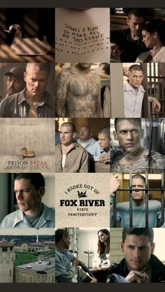 Full HD - Best of Wallpapers for Andriod and ios Michael Scofield, Series Movies, Tv Series, Wentworth Miller Prison Break, Dominic Purcell, Dc Legends Of Tomorrow, Great Tv Shows, Film Serie, Nerd