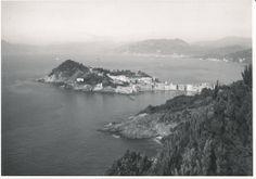 Un grande classico delle passeggiate di Sestri Levante: la penisola fotografata dall'alto della Mandrella.  #SestriLevante #Riviera #Liguria