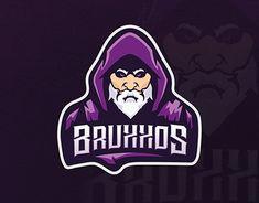 Character Illustration, Graphic Design Illustration, Sports Team Logos, Flat Logo, Game Logo Design, Youtube Logo, Esports Logo, Logo Design Inspiration, Logo Branding