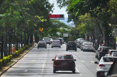 Avenida Afonso Pena em Belo Horizonte