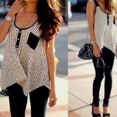 Perfect date outfit...want something like this for my bday weekend downtown, which I can't wait for!!