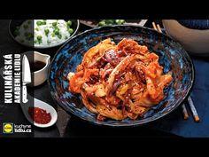 Lidl, Kimchi, Shrimp, Roman, Meat, Chicken, Youtube, Food, Essen