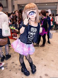 Tokyo Fashion From The Crowded Streets Of Japan