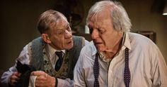 Sir Antony Hopkins, Sir Ian McKellen