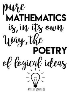 Improve your classroom with math quotes from famous mathematicians!, EDUCATİON, Improve your classroom with math quotes from famous mathematicians! Math Puns, Math Humor, Maths, Math Fractions, Education Quotes For Teachers, Quotes For Students, Kids Education, Math Teacher, Math Classroom