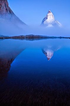 The Matterhorn | Riffelsee lake, Valais, Switzerland
