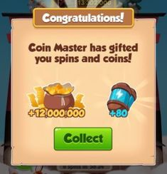 coins master free spin for you to get daily spins and coins for All the time. coin master free spins daily share new links to unlock levels. Daily Rewards, Free Rewards, Miss You Gifts, Free Gift Card Generator, Coin Master Hack, To Collect, Good Luck To You, Free Gift Cards, Cheating