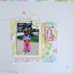 Rahel Menig on Studio Calico blog. Very Australian style though she's Swiss ;-)
