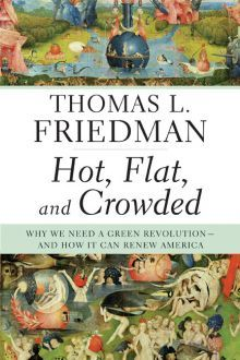 Friedman never disappoints. This one in particular will make you more aware of your world and your impact upon it.