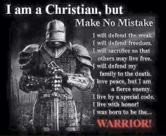 Discover and share Knights Templar Warrior Quotes. Explore our collection of motivational and famous quotes by authors you know and love. Warrior Quotes, Prayer Warrior, Warrior Spirit, Great Quotes, Inspirational Quotes, Motivational, Christian Warrior, Christian Men, Christian Faith