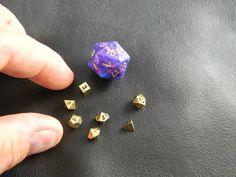 ...halfling dice? :D