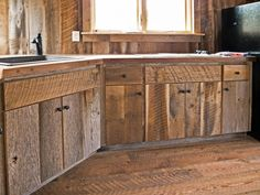 Top Kitchen Trends Of 2017 Barn Wood Cabinetshickory
