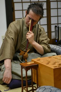 Shogi player