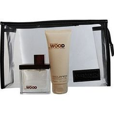 SHE WOOD VELVET FOREST EAU DE PARFUM SPRAY 17 OZ  BODY LOTION 34 OZ  COSMETIC BAG WOMEN *** Find similar fragrance by clicking the image