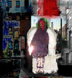 #NYC25 #CurateNYC 2013 - Beryl Benbow http://www.curatenyc.org/2013/beryl-benbow-2