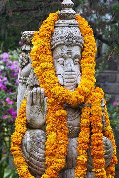 Sacred Statue - Bali, Indonesia