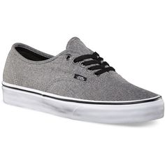 Vans Grindle Authentic Womens Shoes ($50) ❤ liked on Polyvore featuring shoes, sneakers, vans, chaussure, zapatos, deck shoes, topsider shoes, rubber shoes, vans topsiders and vans footwear