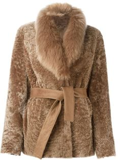 Shop Drome lamb fur jacket in Satù from the world's best independent boutiques at farfetch.com. Shop 400 boutiques at one address.