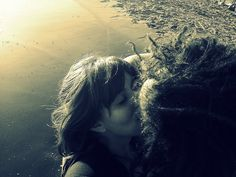 kisses on the sea...