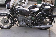 1962 BMW R60/2 - Vintage BMW Motorcycle