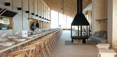 Location-Tipp: puristisch, natürliches Design auf dem Gipfel des Chäserrugg in der Schweiz