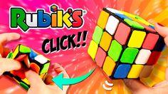 ¡¡CUBO de RUBIK Squishy y CRUJIENTE!! 👌 ¡¡CLICK, CLICK!! 👌 Pelotas Anti...