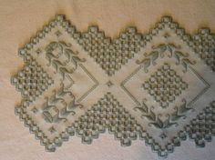 Free Hardanger Patterns from Nordic