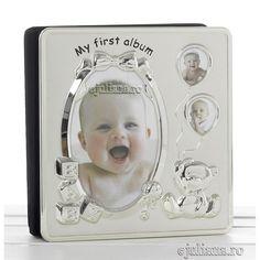 Primul meu album foto cadou pentru bebelusi