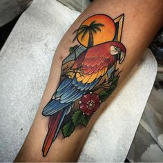 tattoo by @andrewjohnsmith