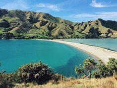 New Zealand road trip: Cable Bay found on Bridgesandballoons.com