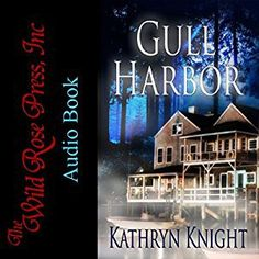 Gull Harbor on audio featured on Moonlight & Mystery!  Listen to the sample!  #ghosts #romance #amreading