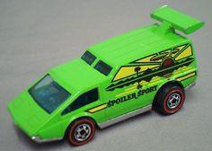 Spoiler Sport 1977 Hot Wheels