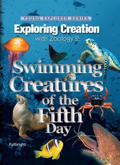 Apologia Zoology 2: Swimming Creatures REVIEW