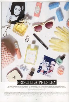 As seen in RUSSH. Get the Priscilla Presley look with our RGB nail polish in Minty! Shop the look today at nourishedlife.com.au