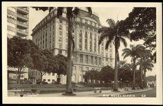Rio de Janeiro - Hotel Glória - anos 40 by Meu Bairro Meu País, via Flickr