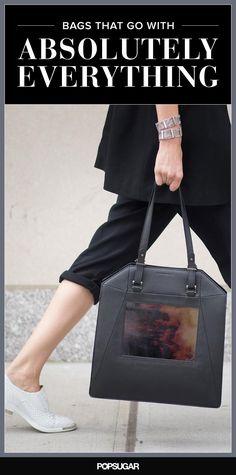 Pin for Later: 28 Taschen, die zu jedem Outfit passen