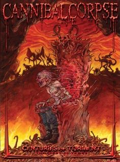 CANNIBAL CORPSE - Centuries Of Torment (3 DVD Box Set) 2008