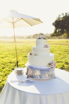 California Garden Estate Wedding - Rustic Wedding Chic