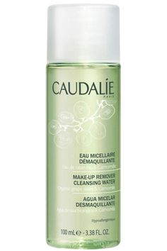 """Makeup Remover """"Cleansing waters are all the rage among the models and the pros backstage, so I was surprised to see that Caudalie delivers a beautifully scented one at the most reasonable price on the market."""" — Phillip Picardi"""