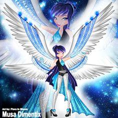 Musa Dimentix Full by florainbloom.deviantart.com