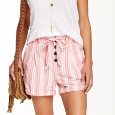 FINAL PRICE! Free people shorts Brand new with tags  Free People Shorts