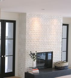 Tile Fireplace Design Ideas, Pictures, Remodel and Decor