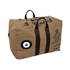 Canada Post - RCAF Large Kit Bag - apparel