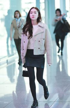 Snsd Airport Fashion, Snsd Fashion, Fashion Line, Daily Fashion, Korean Fashion, Girl Fashion, Fashion Outfits, Fashion Design, Magazine Cosmopolitan