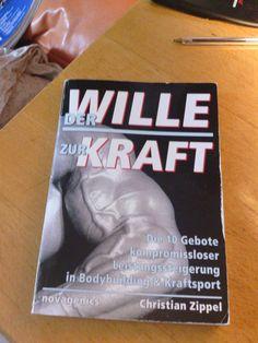 #Buchempfehlung: Der #Wille zur #Kraft