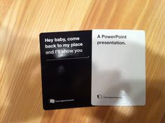 21 Hilarious, Awkward, And Painful Rounds Of Cards Against Humanity I want this game! Funny Shit, The Funny, Hilarious, Funny Stuff, Funny Things, Random Stuff, Stupid Stuff, Funniest Cards Against Humanity, Nerdy Pick Up Lines