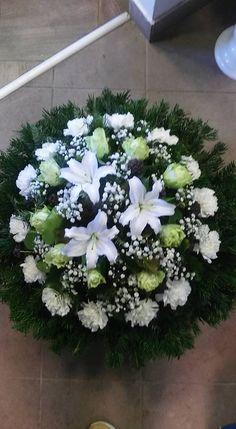 C.b.: I. L. Casket Flowers, Grave Flowers, Funeral Flowers, Funeral Floral Arrangements, Large Flower Arrangements, Christmas Flowers, Spring Flowers, Funeral Sprays, Sympathy Flowers